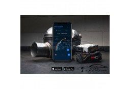Active Sound Booster BMW X5 35i 50i 40e Essence + Hybride F15 (2013+)  (CETE Automotive)