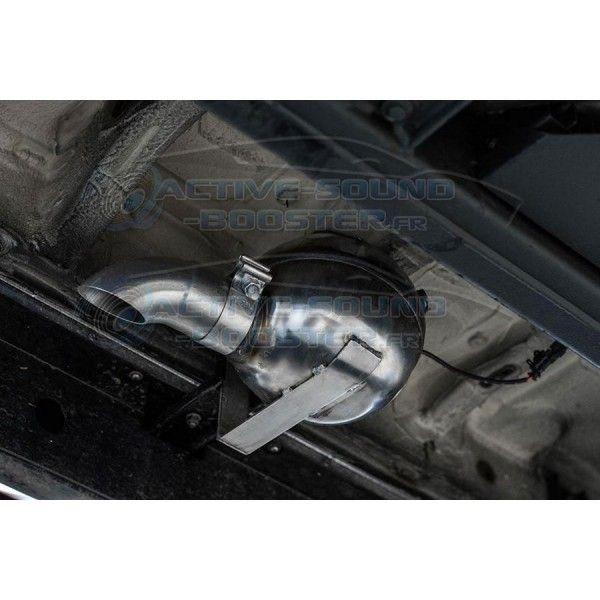 Active Sound Booster SKODA Karoq 2,0 TDI Diesel (2016+)  (CETE Automotive)