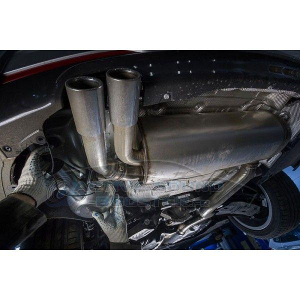 Active Sound Booster AUDI Q3 1,4 2,0 TFSI Essence + Hybride 8U (2011+) (THOR Tuning)