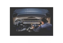 Active Sound Booster AUDI A3 1,6 1,9 2,0 Diesel TDI 8P (2003+) (THOR Tuning)