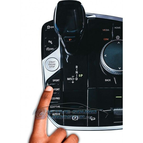 Active Sound Booster SKODA Superb 1,4 1,8 TSI Essence + Hybride (2008+) (THOR Tuning)