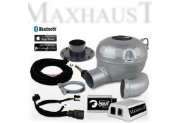 Active Sound Booster MERCEDES GLE 400 450 500 Essence + Hybride SUV & Coup_ C292/W166 (2015+)(Maxhaust)