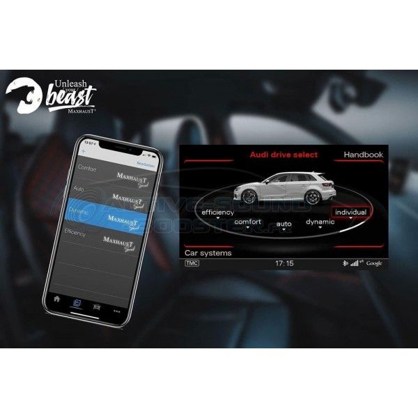 Active Sound Booster Peugeot 2008 / 3008 / 5008 HDI Diesel (2012+)(Maxhaust)